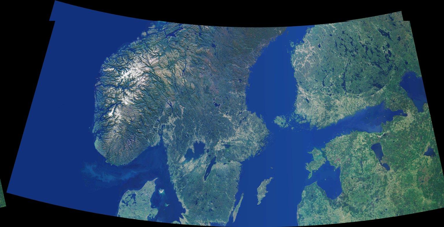 Scandinavia and the Baltic Region