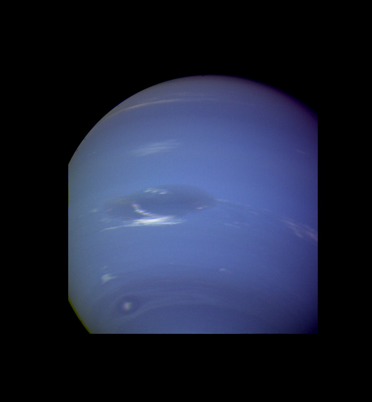Neptune - Great Dark Spot and Scooter
