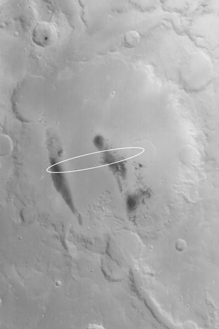 Gusev Crater