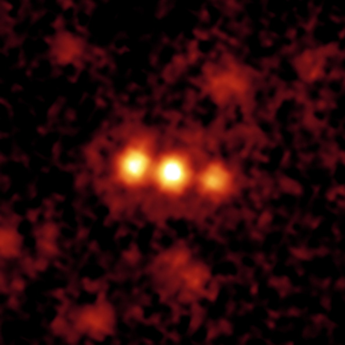 Mysterious Blob Galaxies Revealed