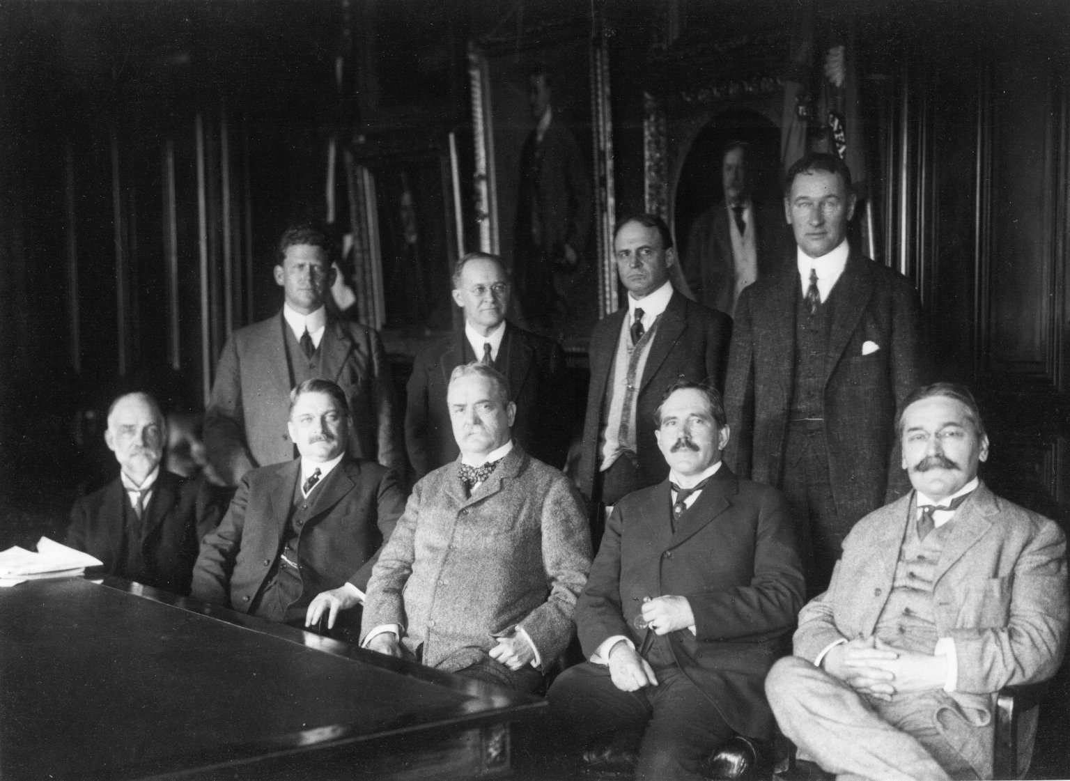 First Meeting of the NACA 1915