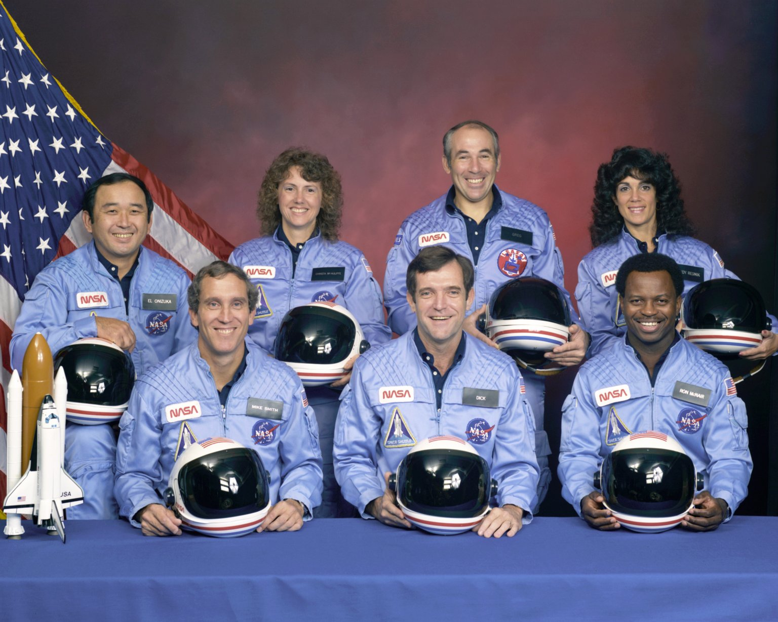 The STS 51-L Crew