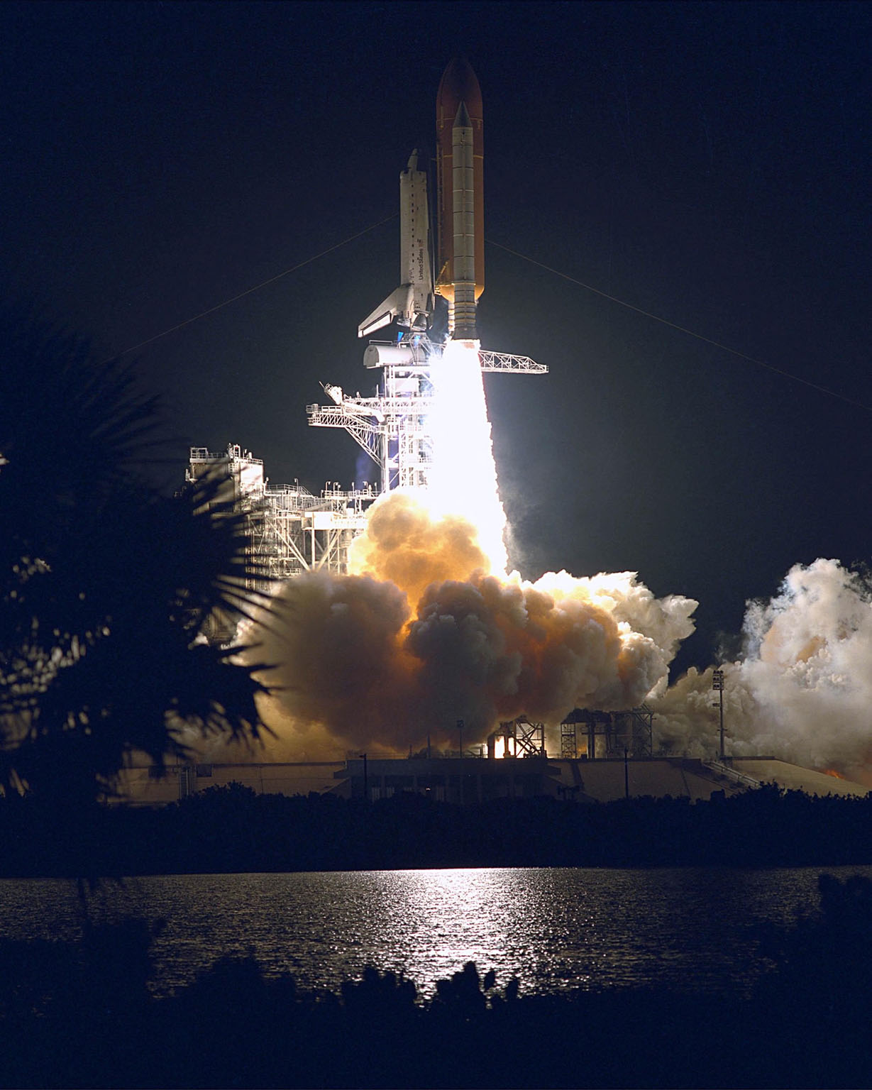 KENNEDY SPACE CENTER, FLA. -- STS-63: Discovery