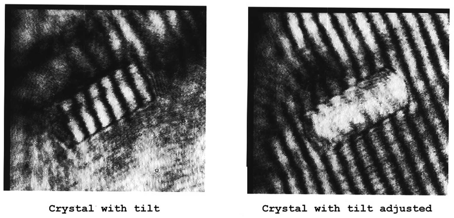 Interferometer Protein Crystal Growth (IPCG) system