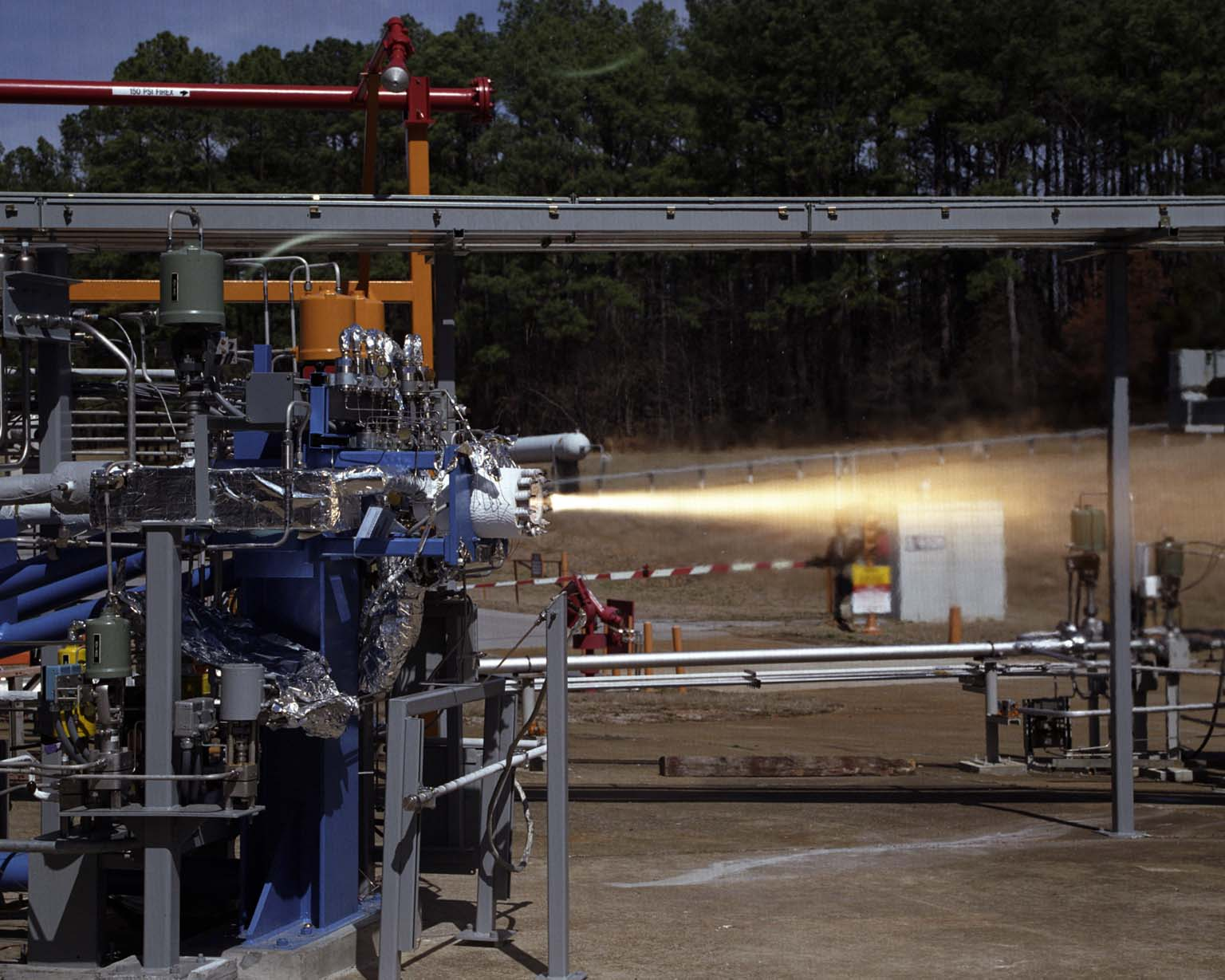 Reaction Control Engine for Space Launch Initiative