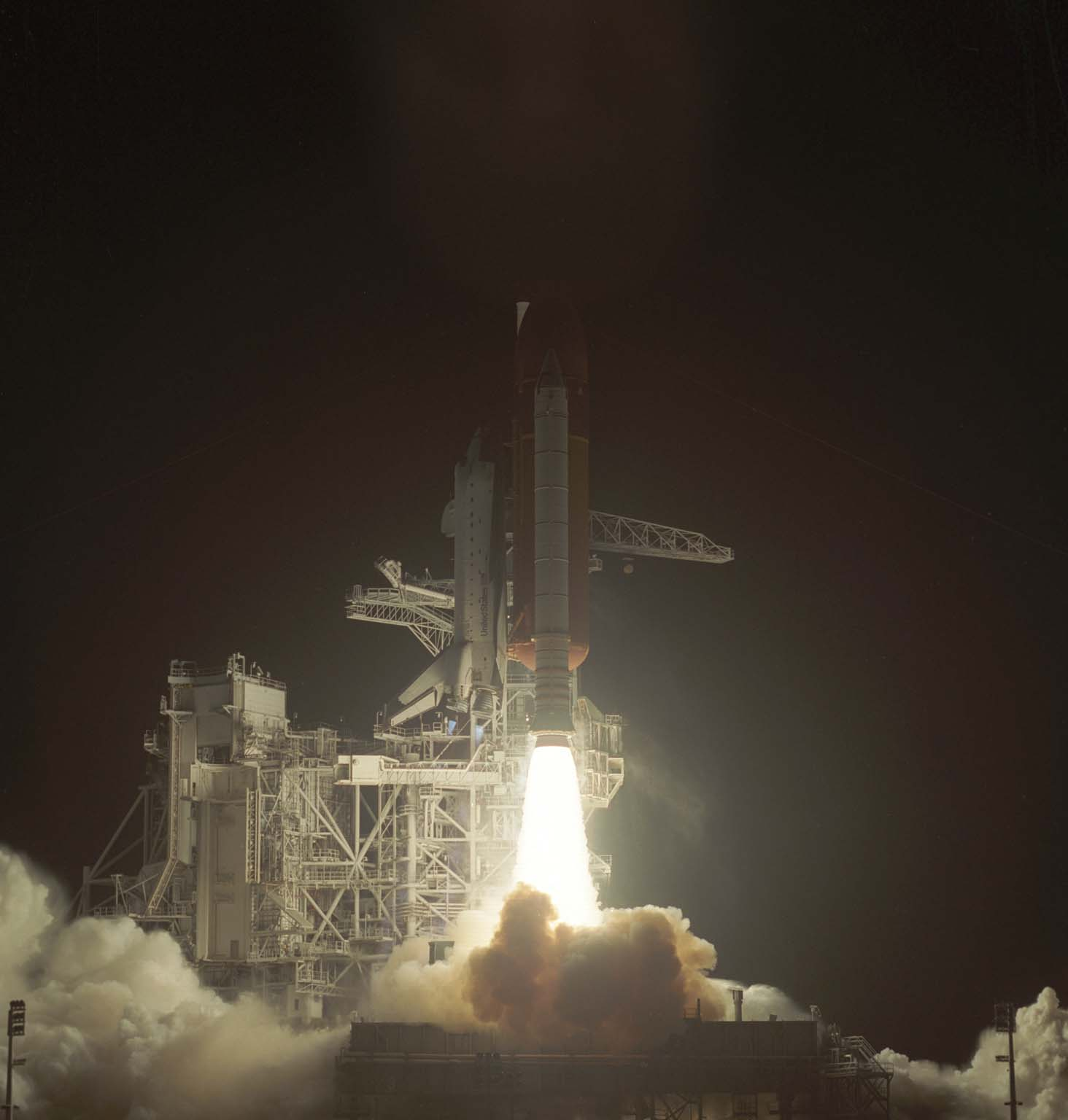 STS-35 Launch