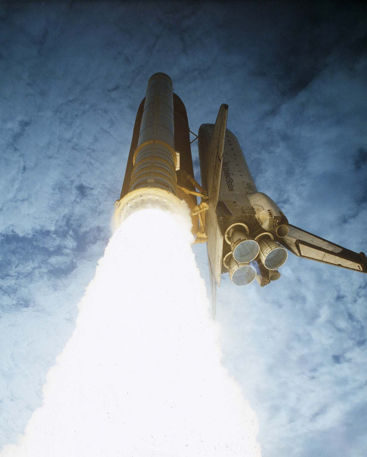 STS-40 Launch