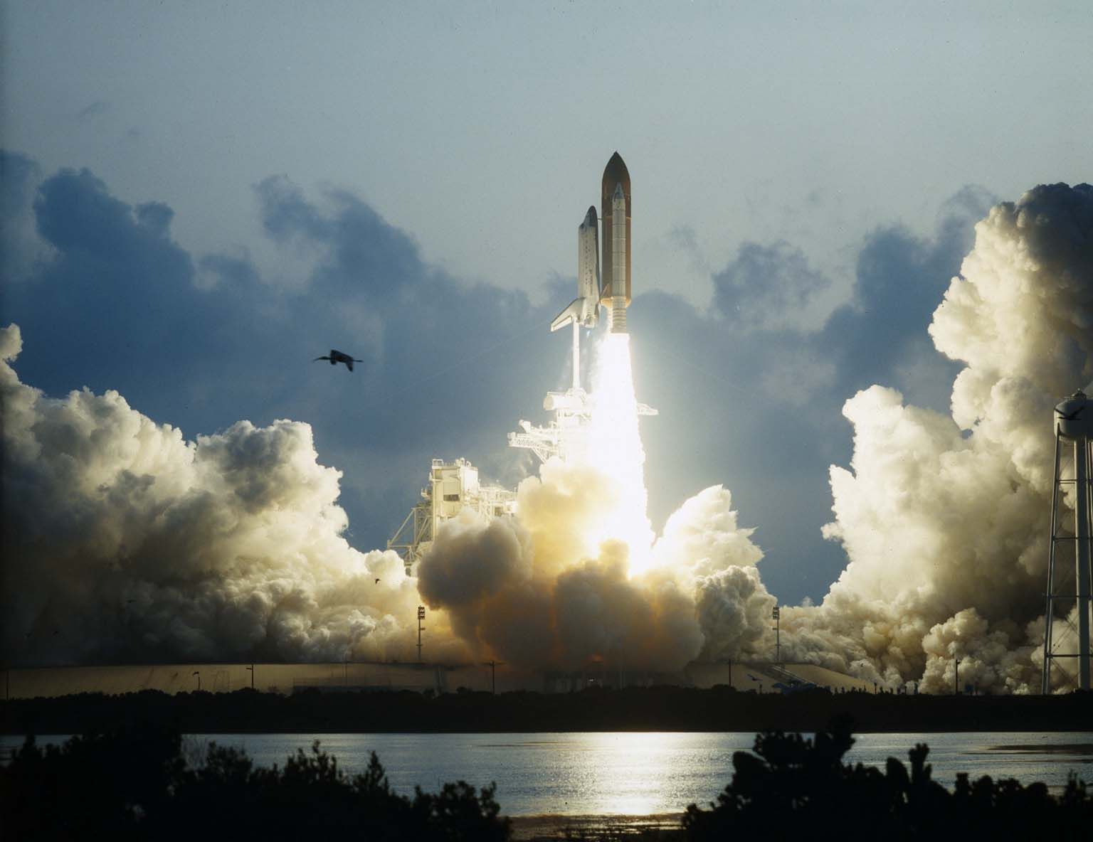 STS-49: Endeavor?s First Launch